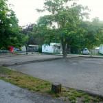 Boules area