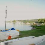 View towards Passignano