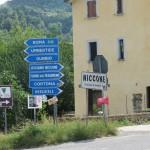 Niccone above Passignano